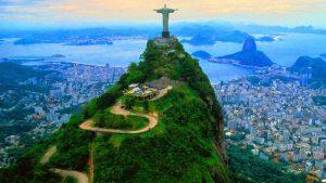 Бразилия - страна из детских сказок