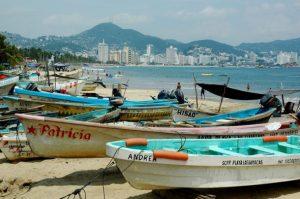 Об Акапулько