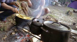 Посуда для похода