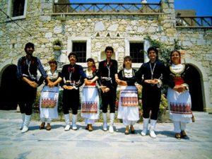 Население Греции